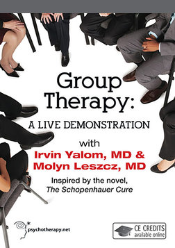 Group Therapy: A Live Demonstration - With Irvin Yalom