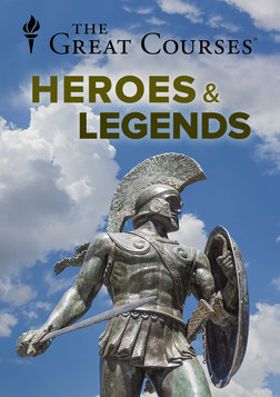 Heroes and Legends - The Most Influential Characters of Literature Series