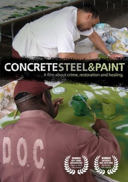 Concrete, Steel & Paint