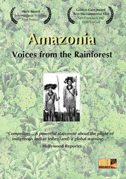 Amazonia - Voices from the Rainforest