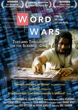 Word Wars - Tiles and Tribulations on The Scrabble Circuit