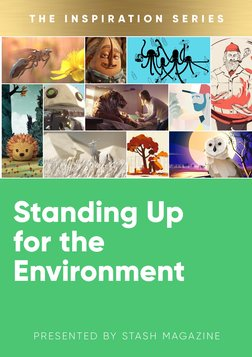 The Inspiration Series: Our Environment & the Media