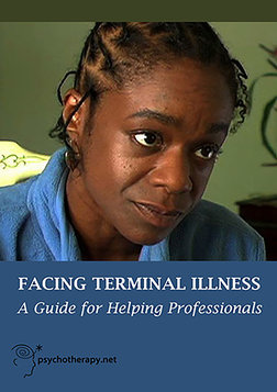 Facing Terminal Illness - A Guide for Helping Professionals