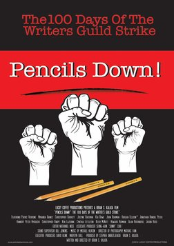 Pencils Down! - The 100 Days of the Writers Guild Strike
