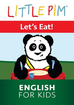 Little Pim: Let's Eat! - English for Kids