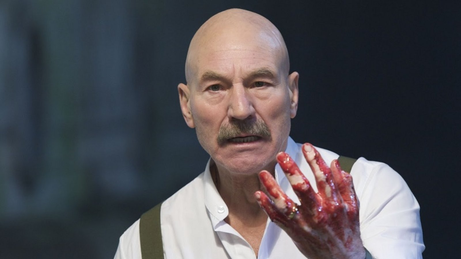 Image result for macbeth patrick stewart