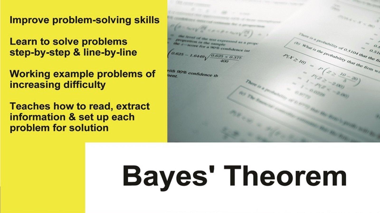 Bayes' Theorem   Kanopy