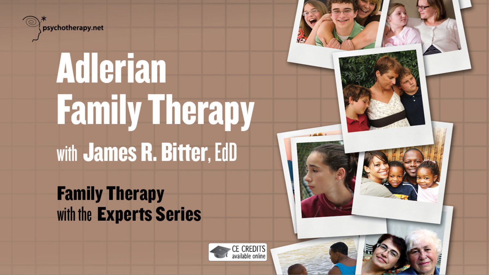 Adlerian Family Therapy - With James Bitter