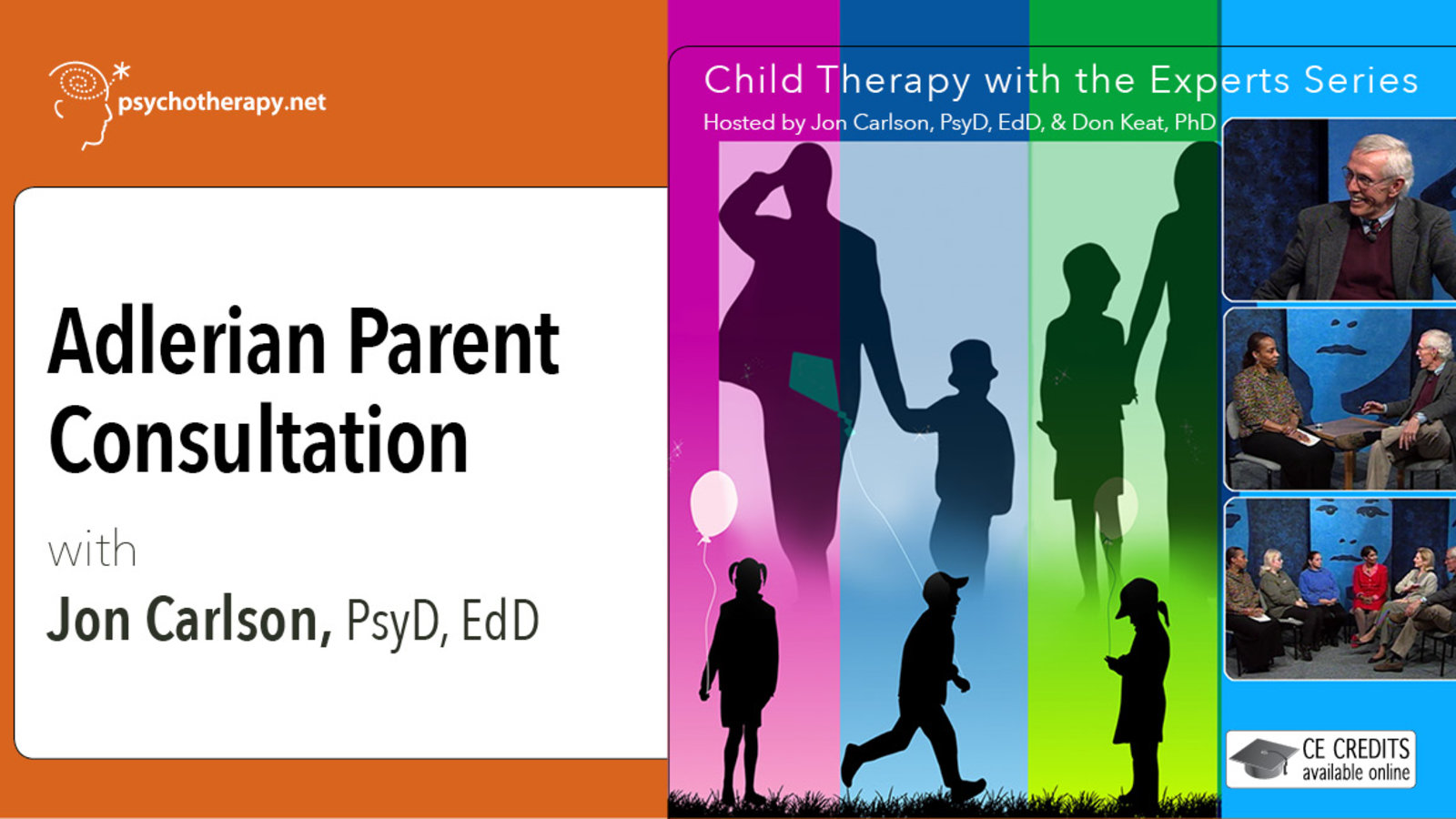 Child Therapy with the Experts Series