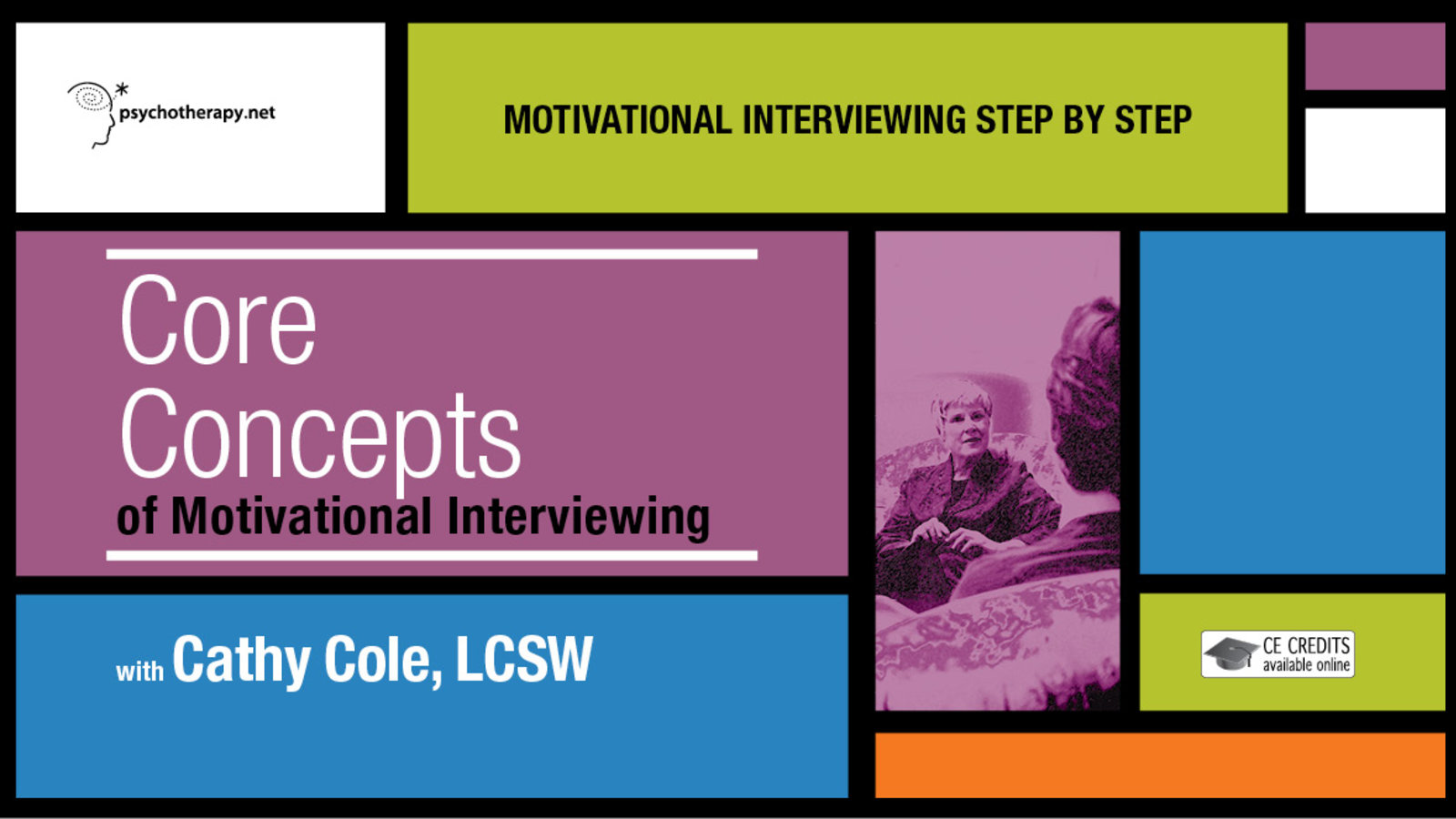 Core Concepts of Motivational Interviewing