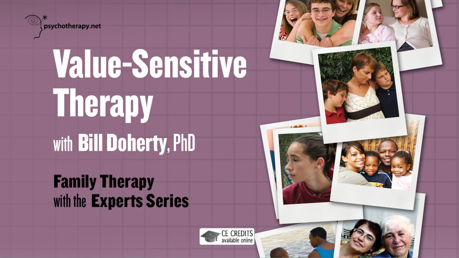 Value-Sensitive Therapy - With William Doherty