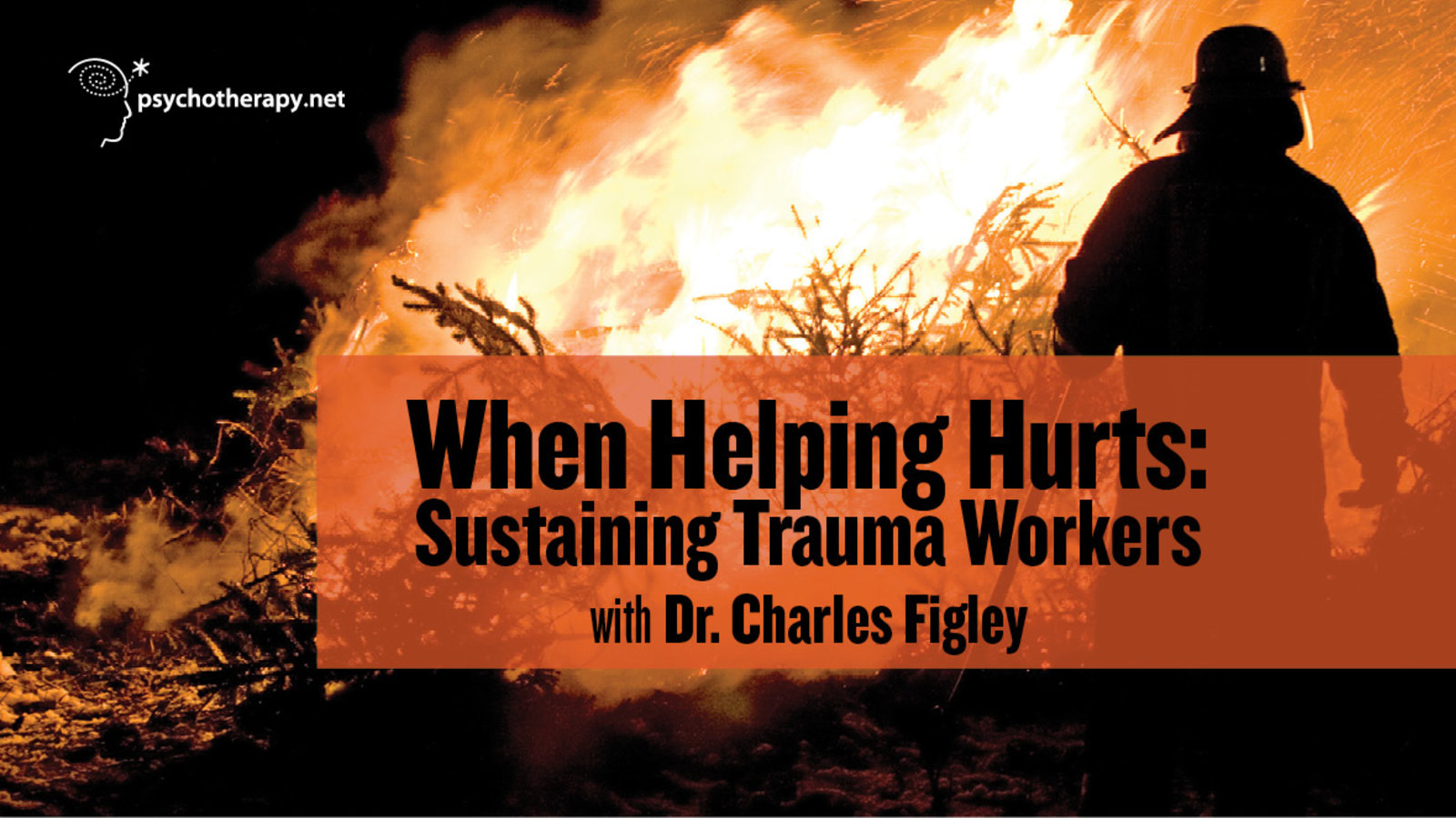 When Helping Hurts - Sustaining Trauma Workers
