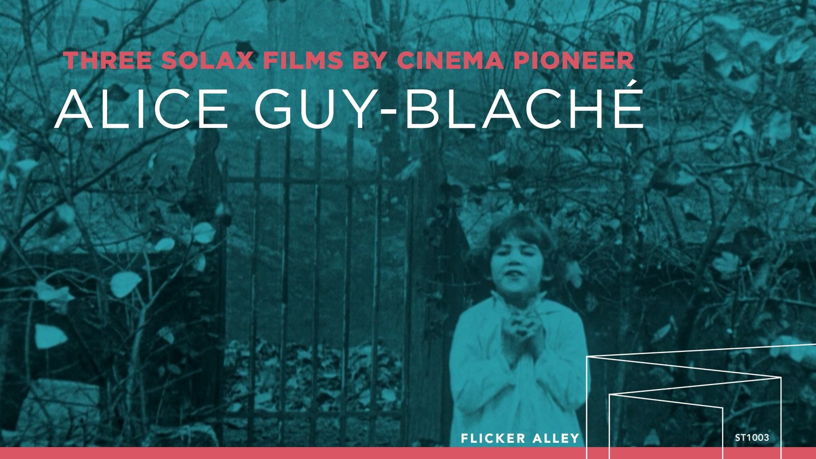 Three Films by Alice Guy Blaché (A House Divided, Canned Harmony, and Falling Leaves)