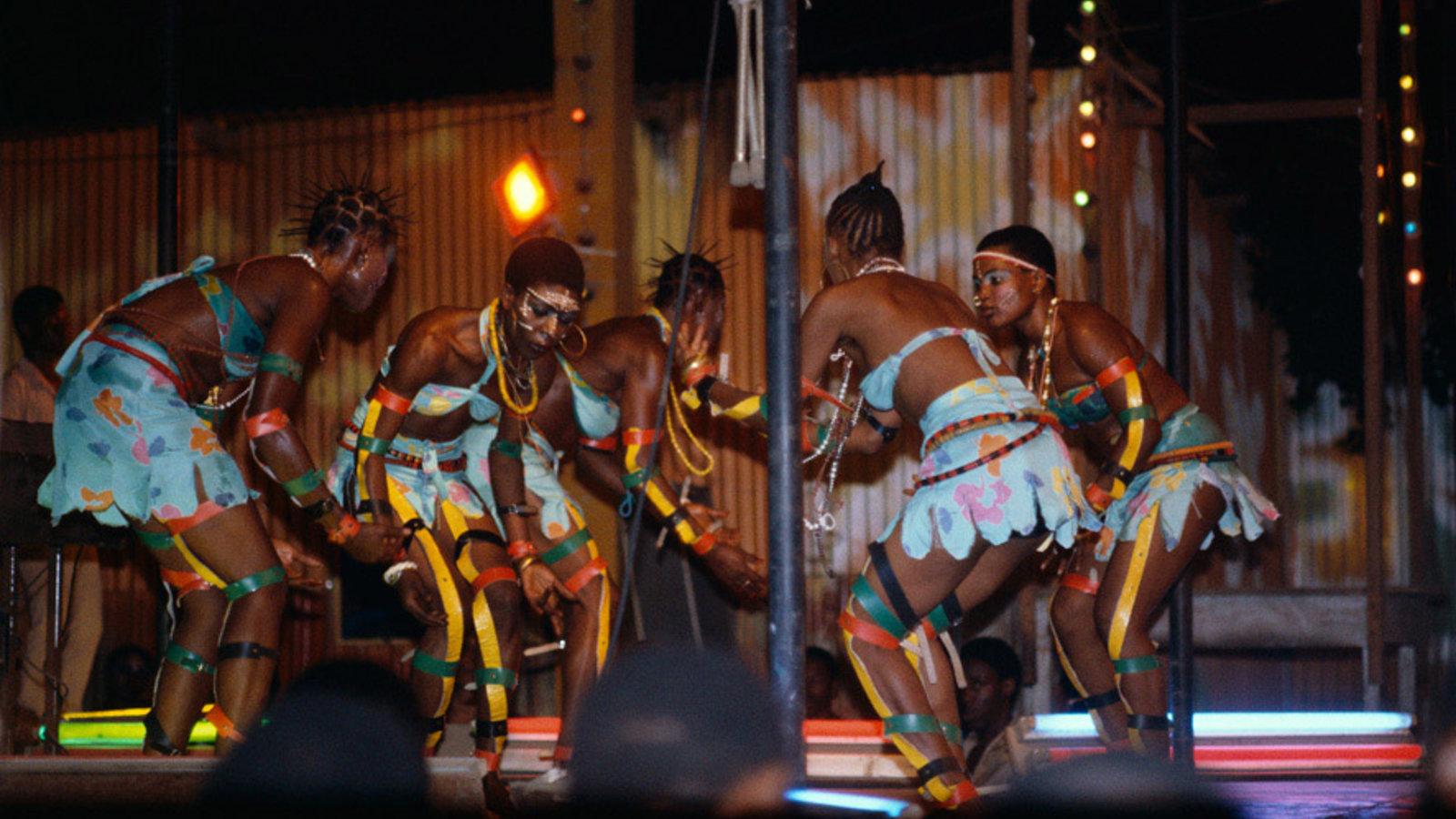 Fela Kuti: Music Is The Weapon | Kanopy