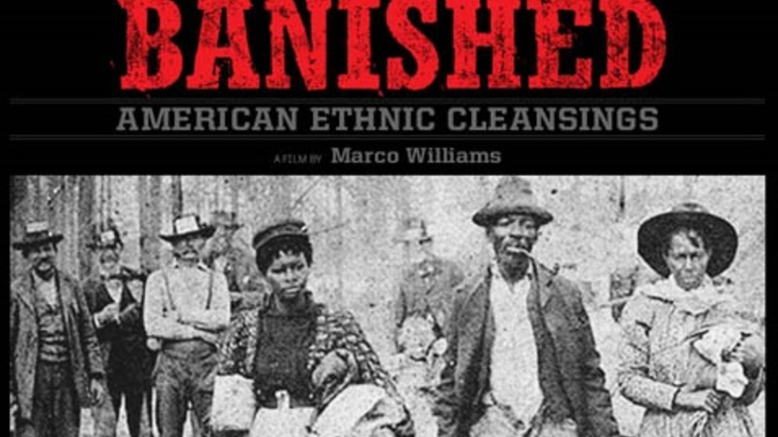 Banished - A History of African American Expulsion