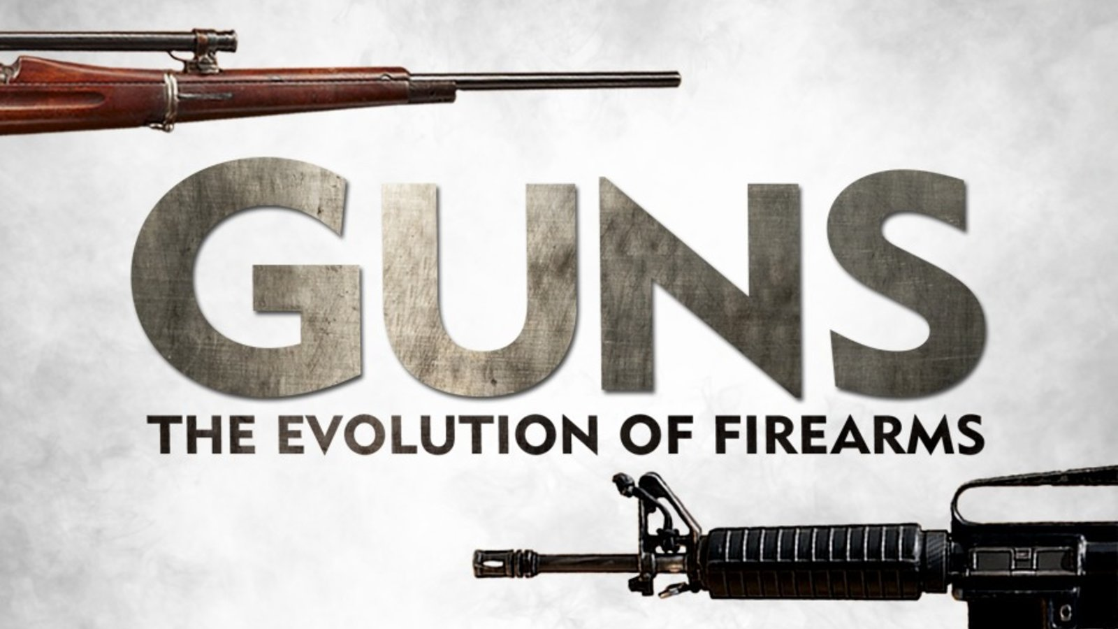Guns - The Evolution of Firearms