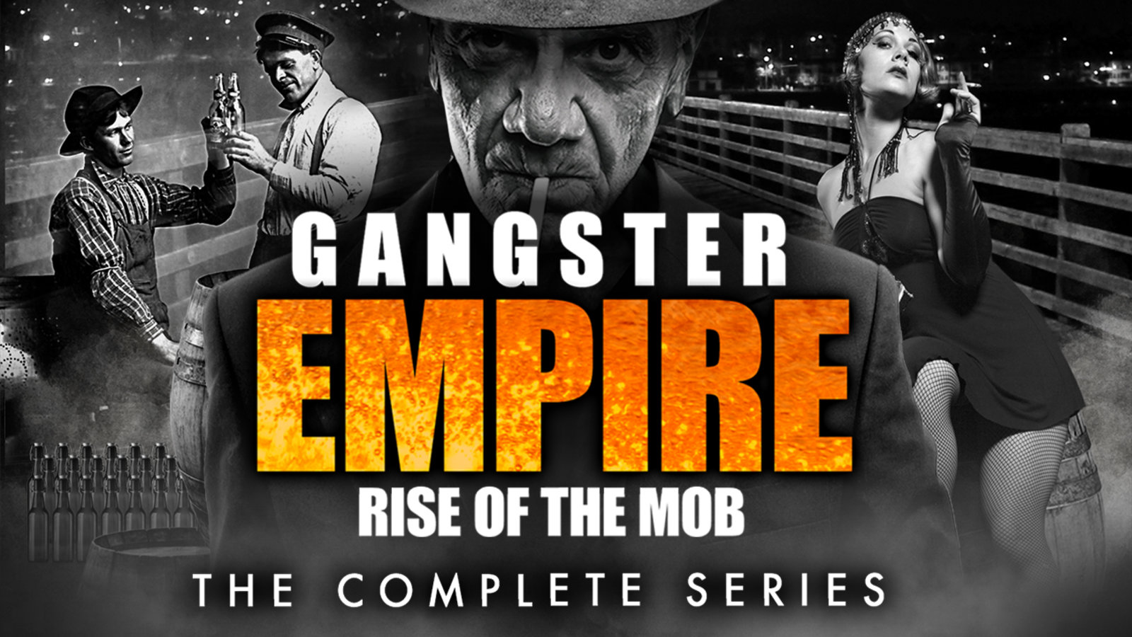 Gangster Empire - Rise of the Mob: Tea Parties, Revolution, and Anarchy