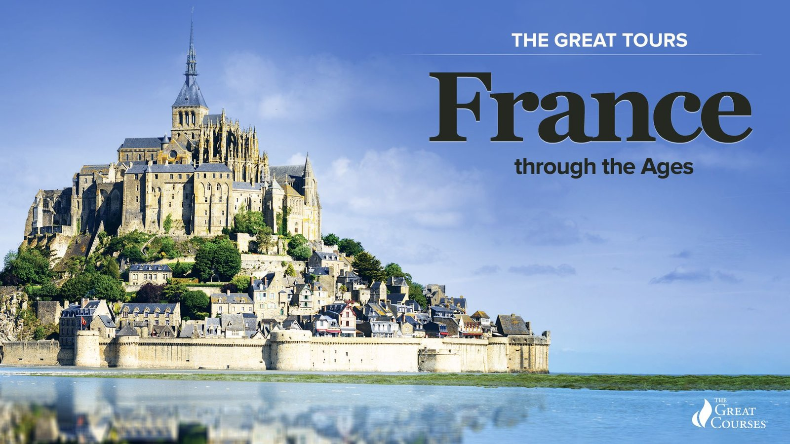 Film cover for The great tours : France through the ages.