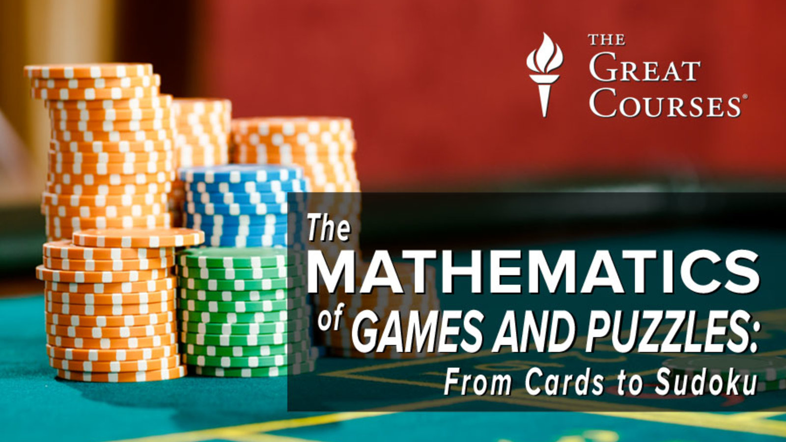 The Mathematics of Games and Puzzles - From Cards to Sudoku