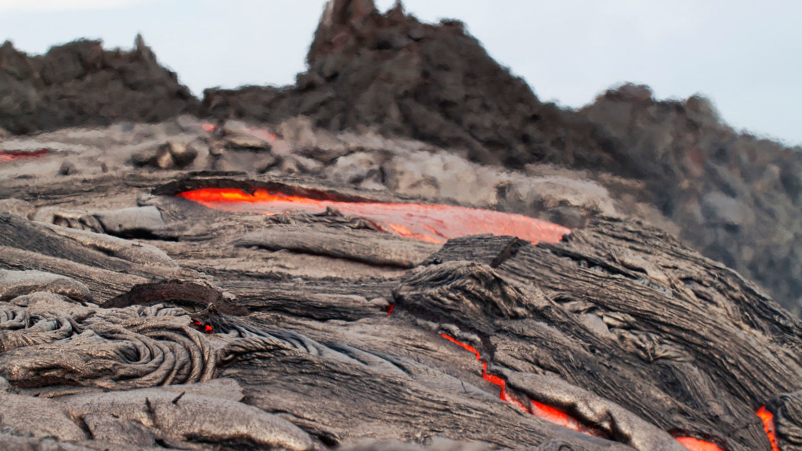 Hawaii—Volcanic Island Beauty