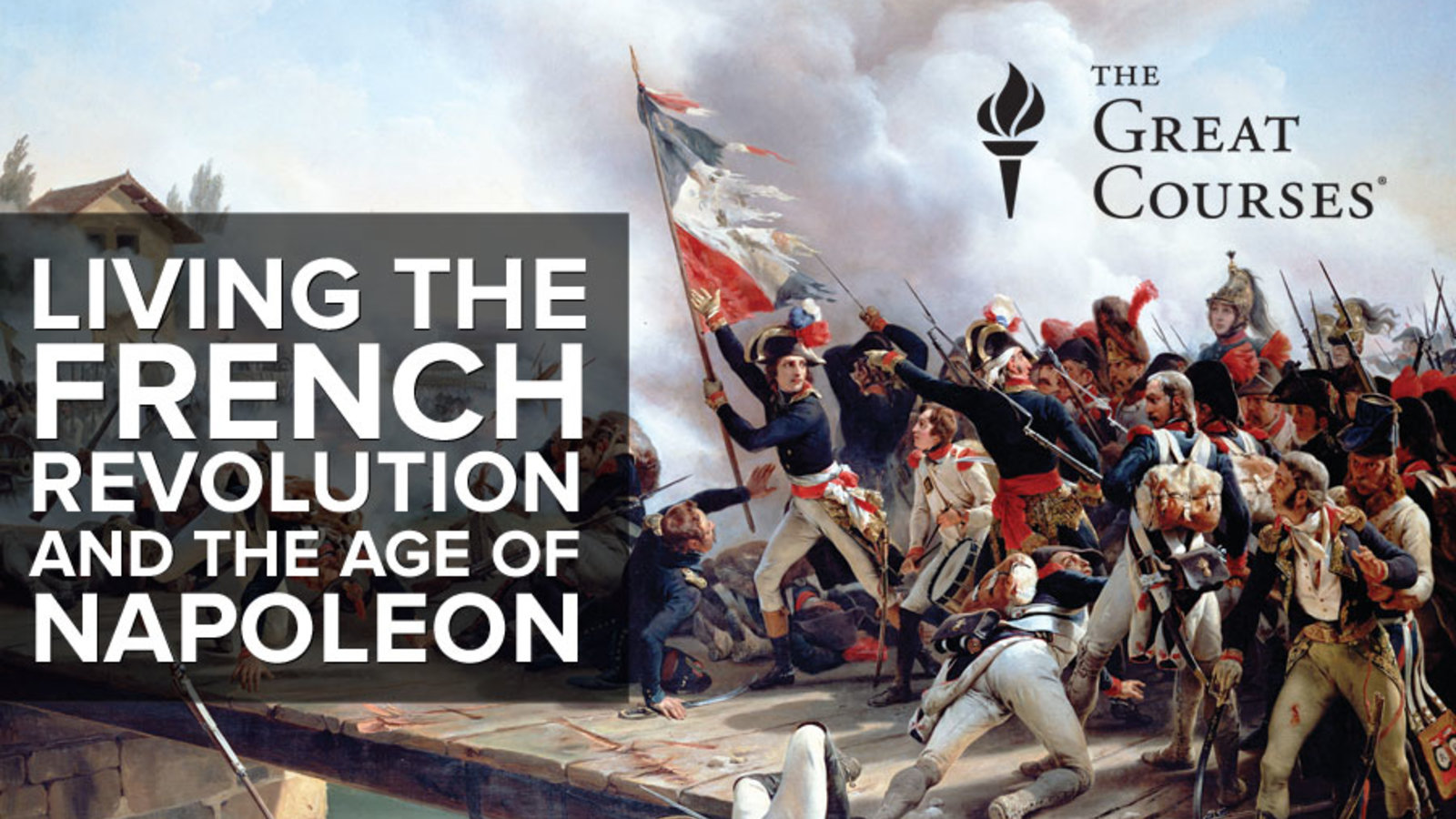 Film cover for Living the French Revolution and the Age of Napoleon.