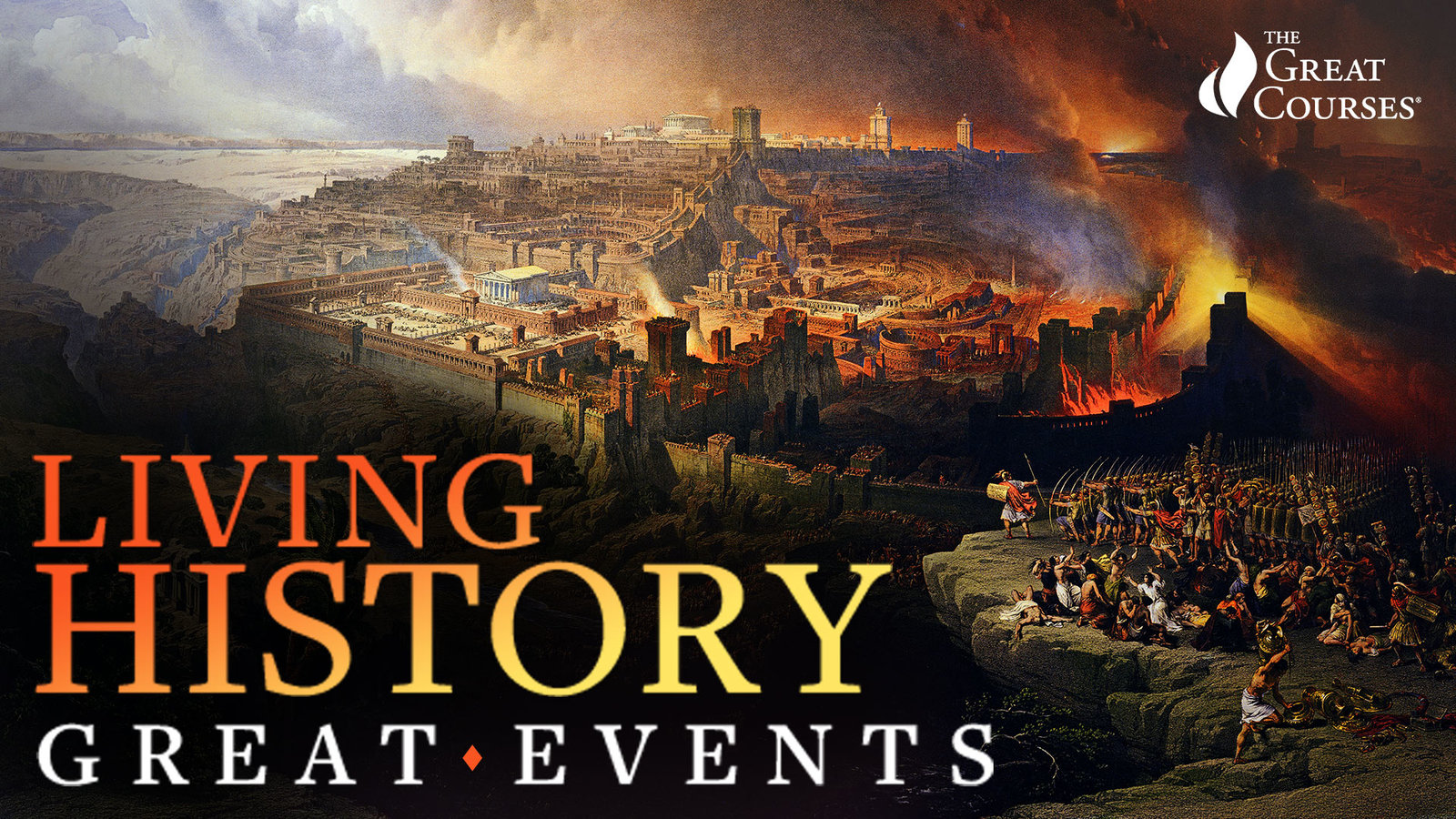 Living History - Experiencing Great Events of the Ancient and Medieval Worlds