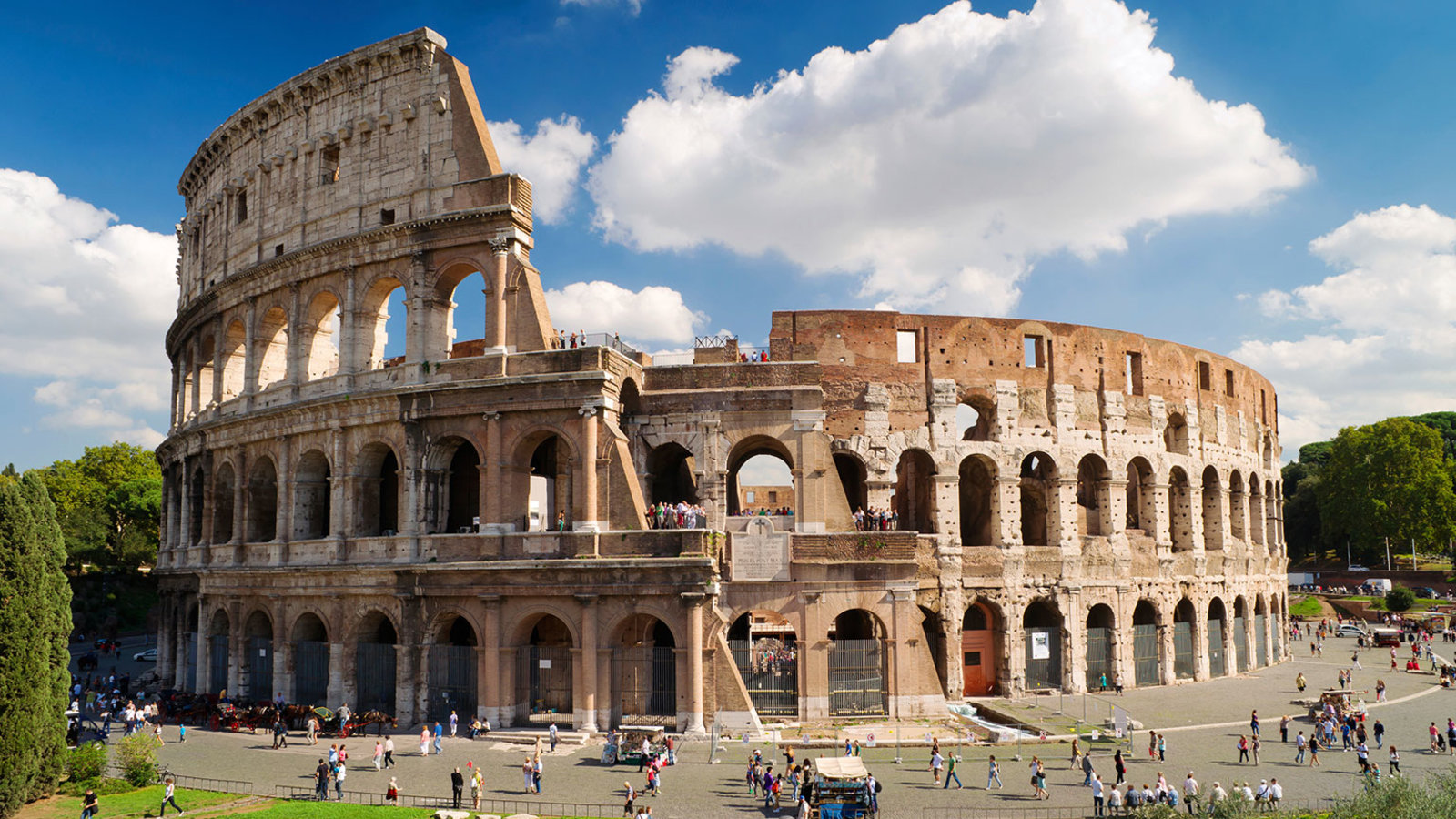 Roman Colosseum: Blood in the Arena