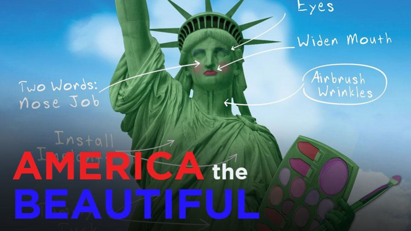 America The Beautiful Obsession With Physical Beauty In America