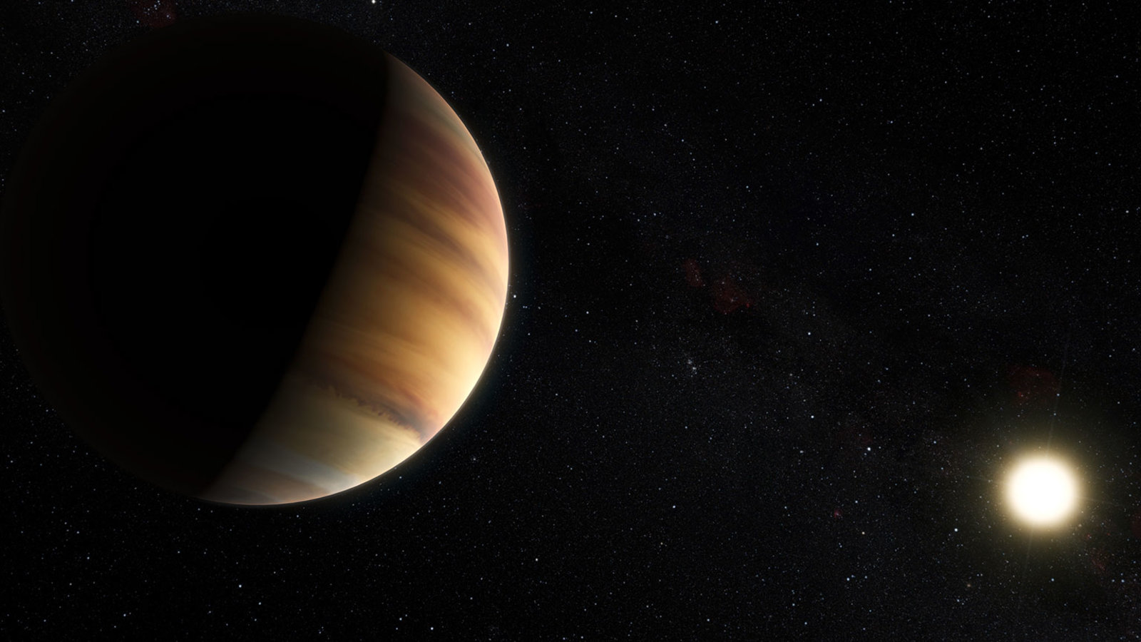 The Misplaced Giant Planets