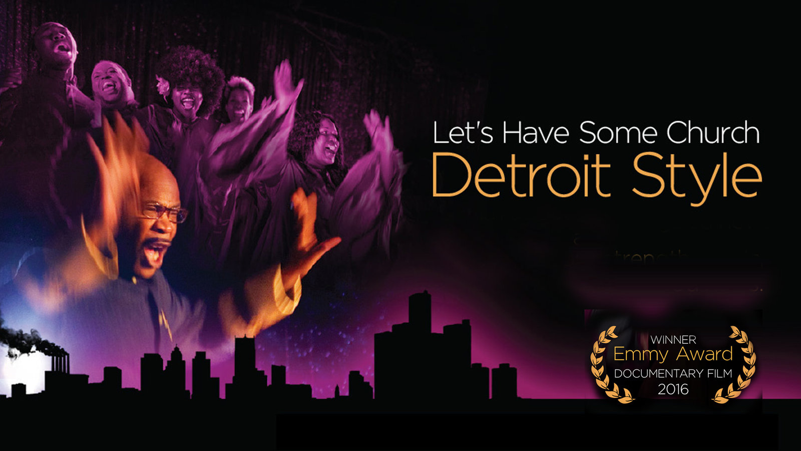 Let's Have Some Church Detroit Style | Kanopy