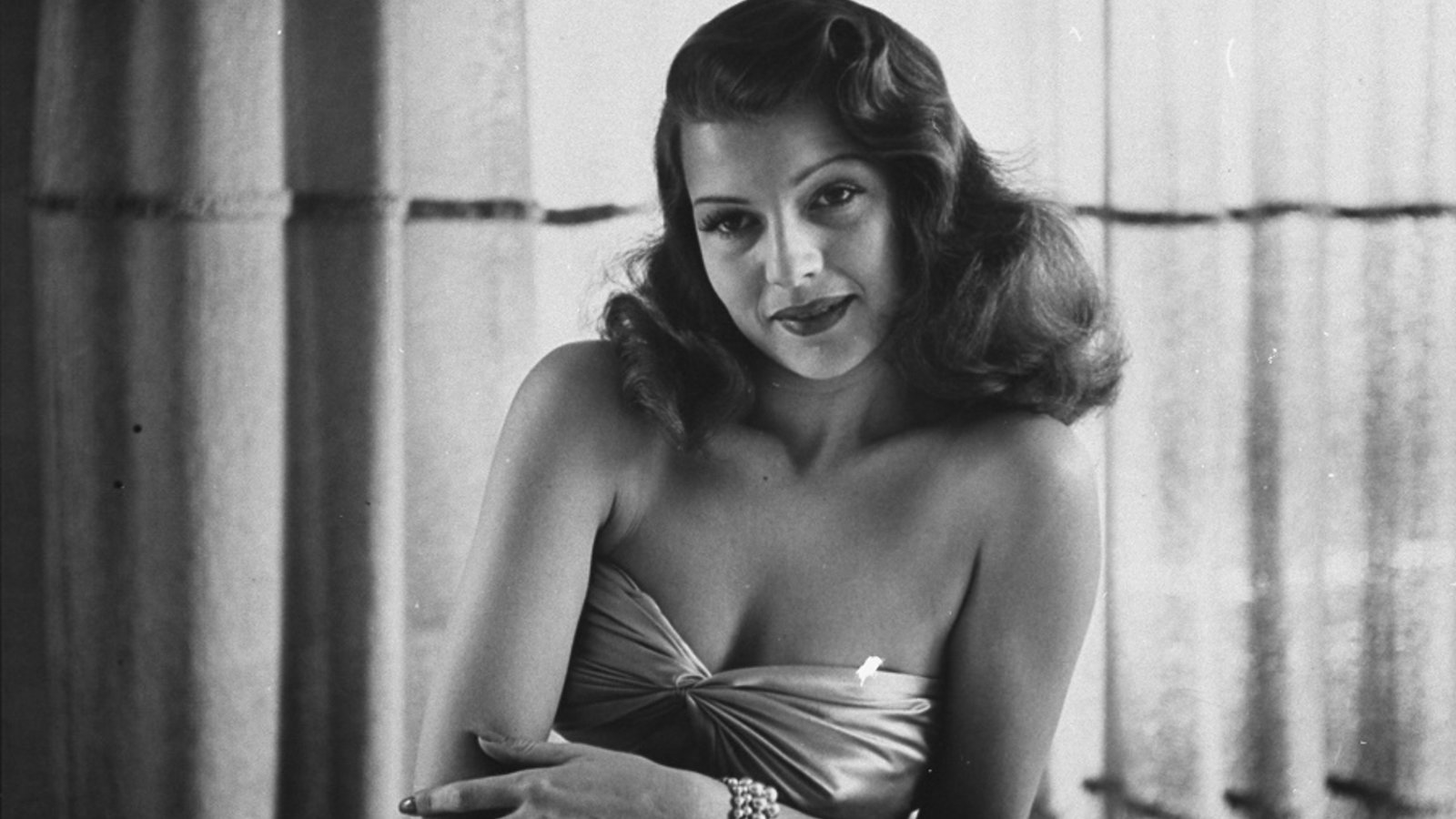Discovering Rita Hayworth