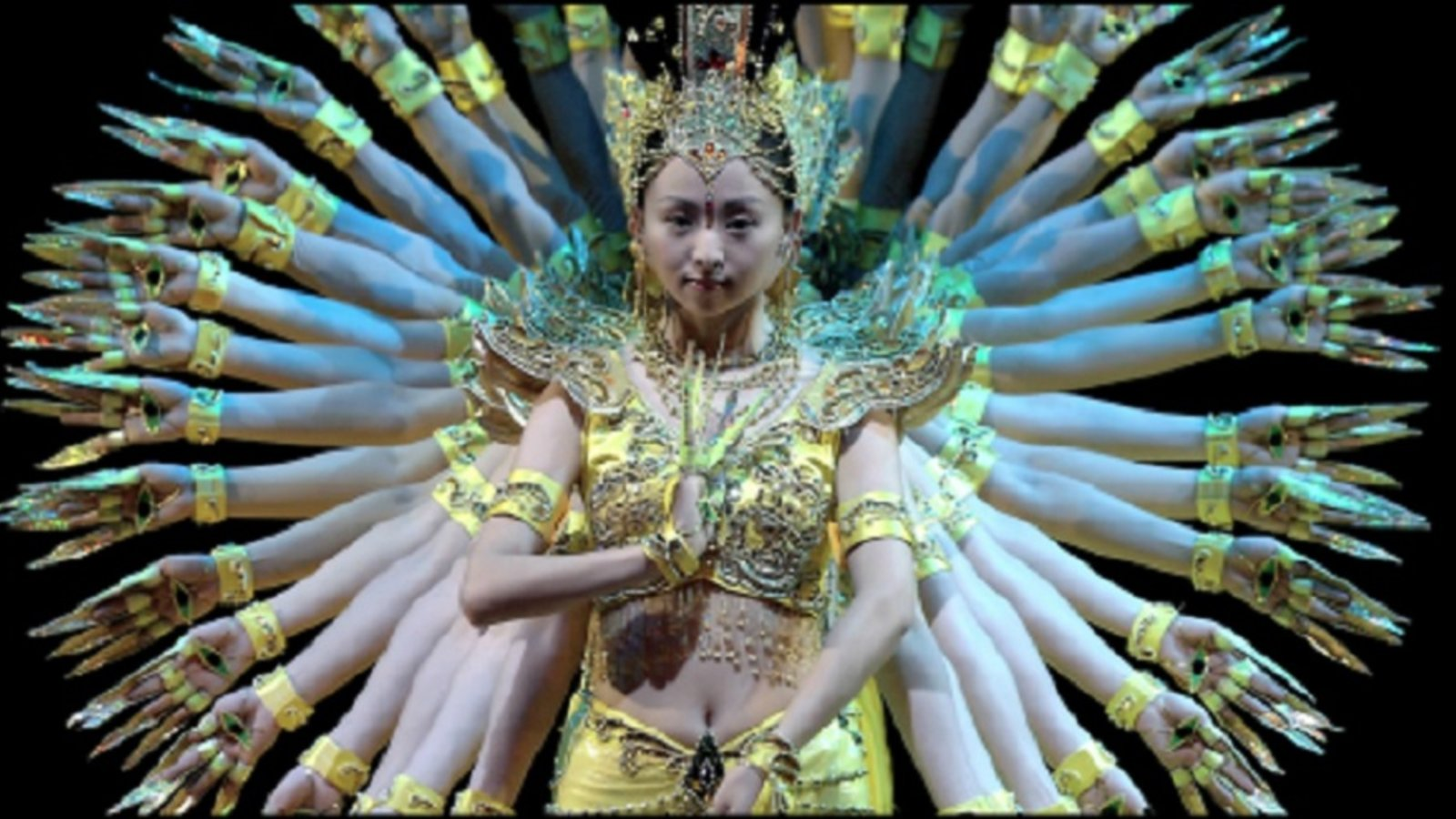 Heritage of Chinese Culture and Dance