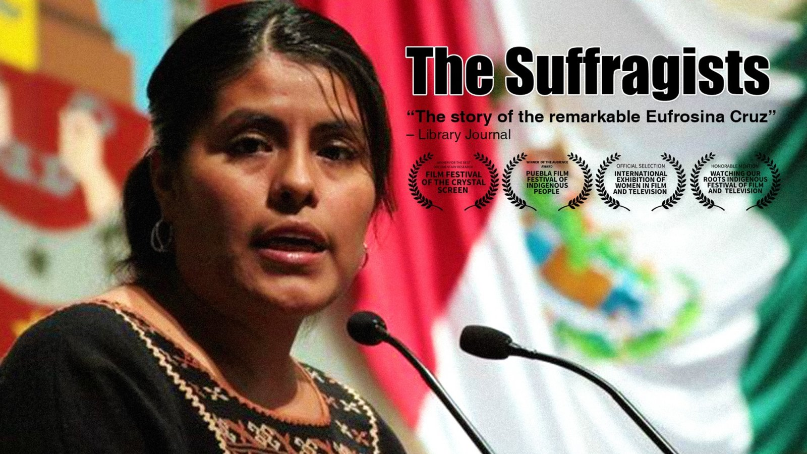 The Suffragists - Political Struggles for Women in Mexico