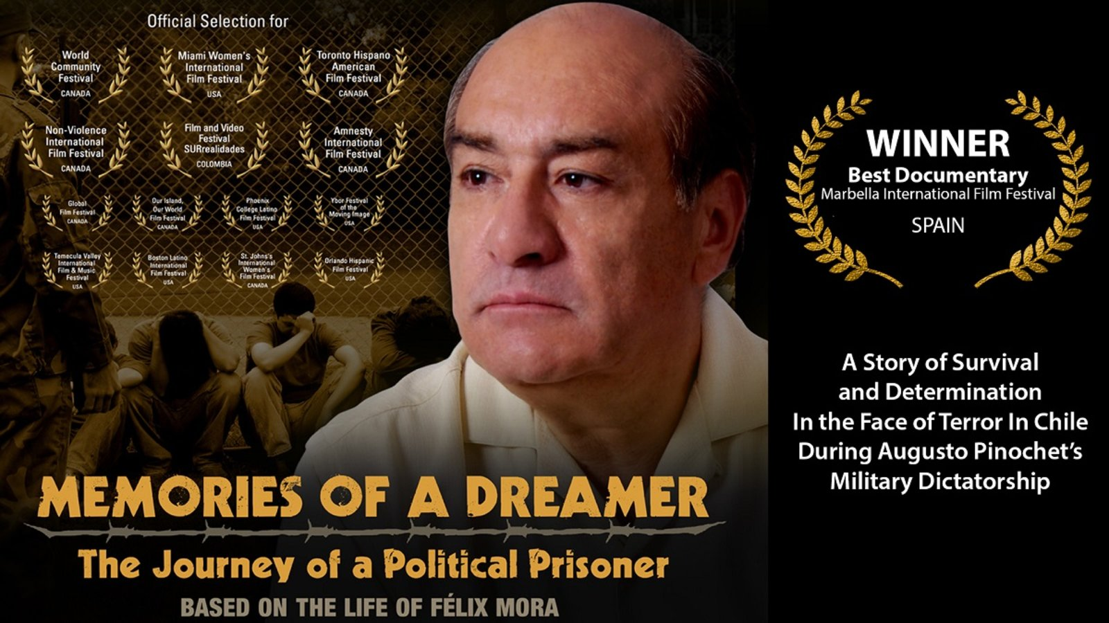 Memories of a Dreamer - The Journies of a Political Prisoner