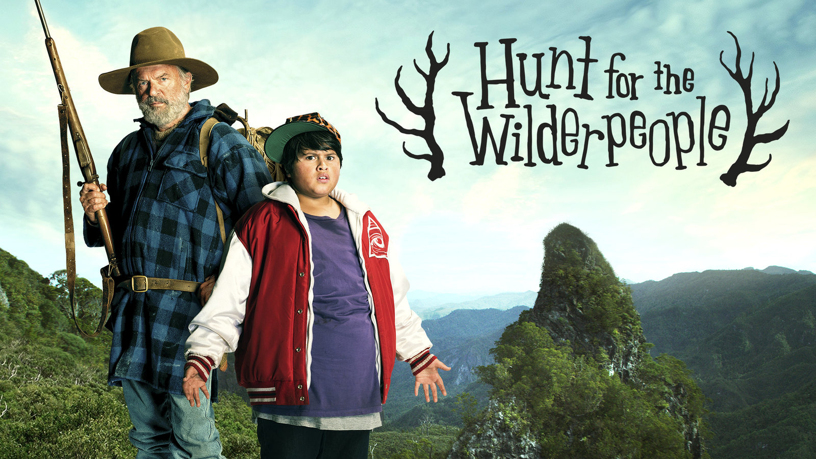 Hunt for the Wilderpeople | Kanopy