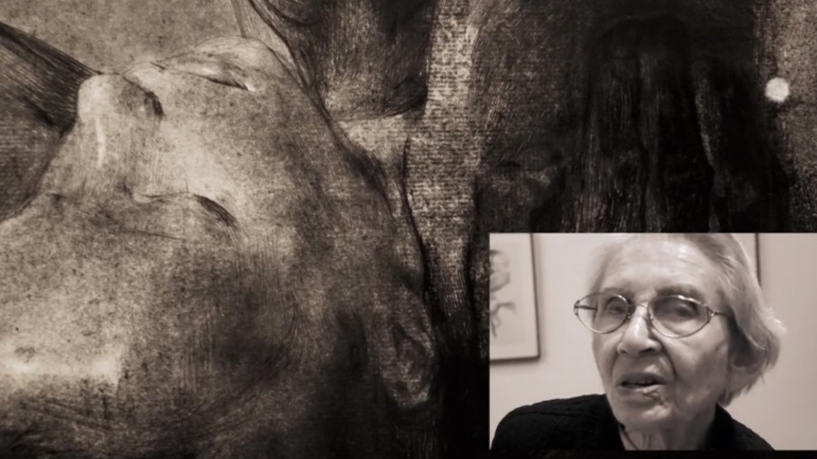 Käthe Kollwitz - A Conversation with Hildegard Bachert
