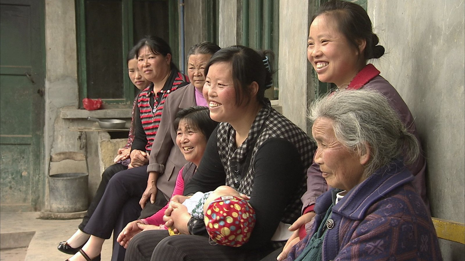 More Than Half the Sky - Social Work in China
