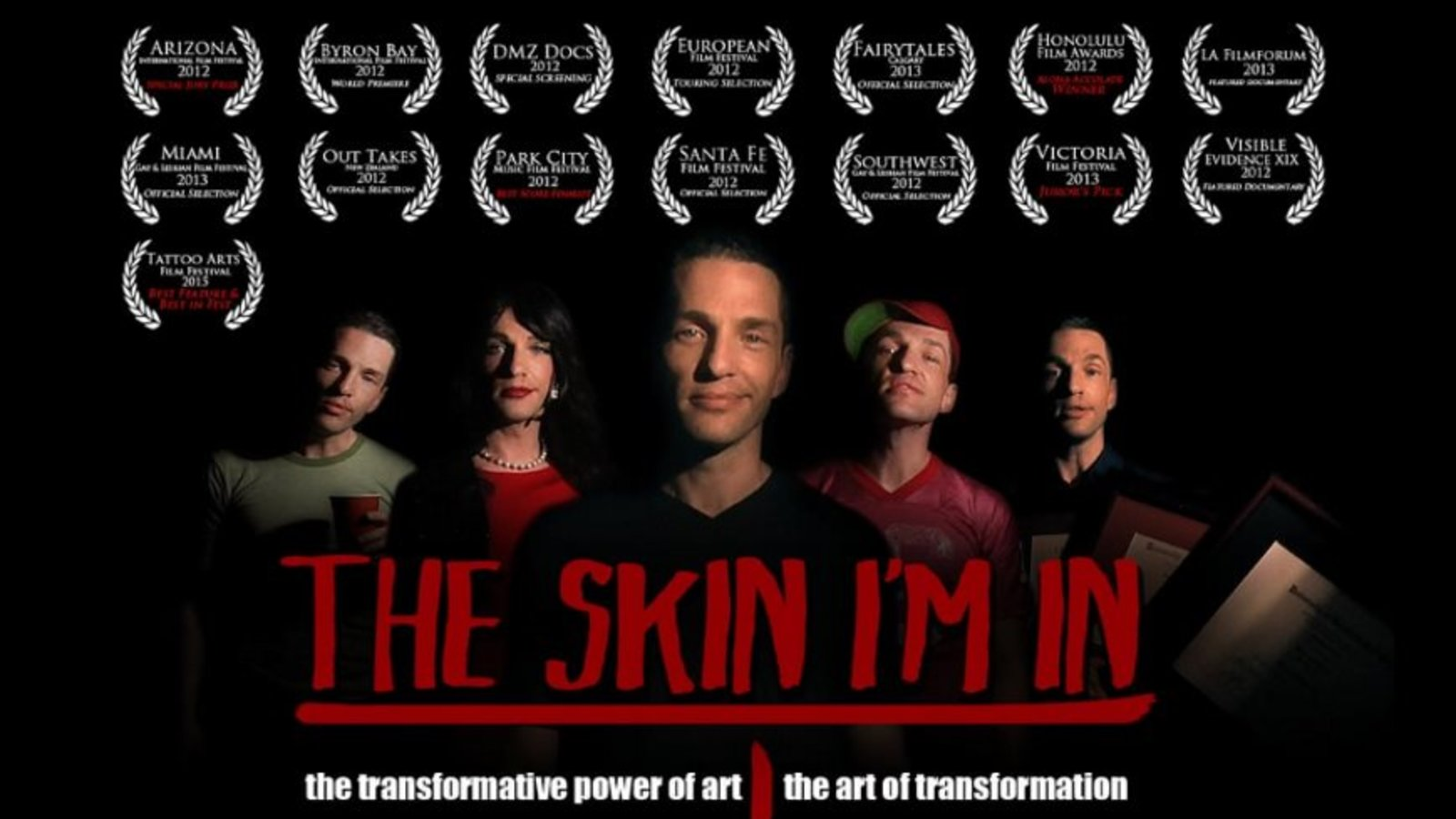 The Skin I'm In - Filmmaker Broderick Fox's Second Chance at Life