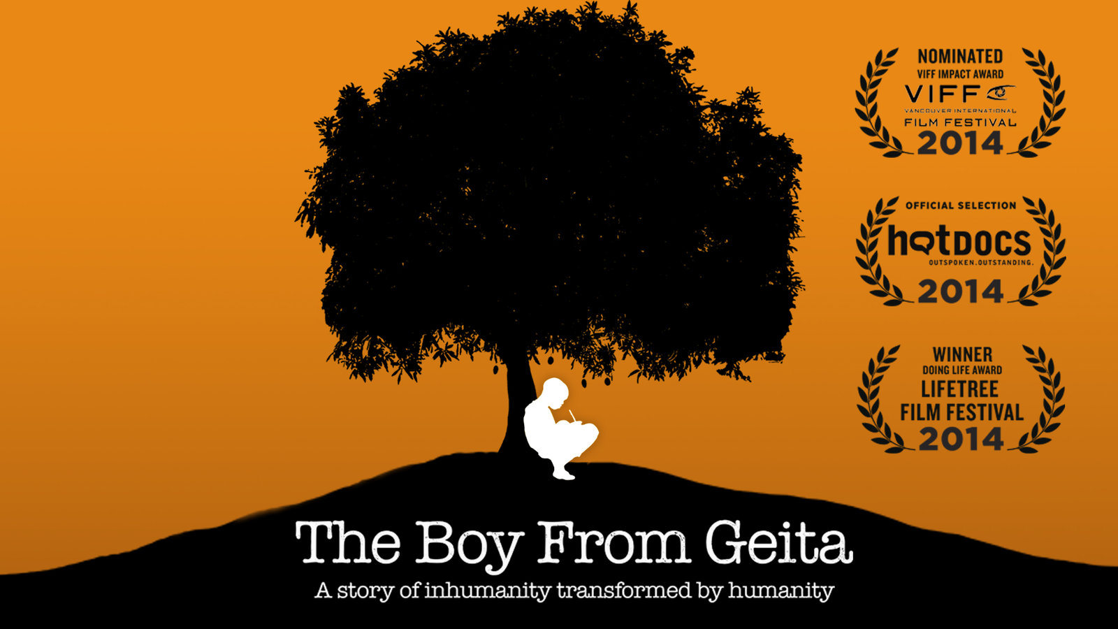 The Boy From Geita - An Albino in Africa