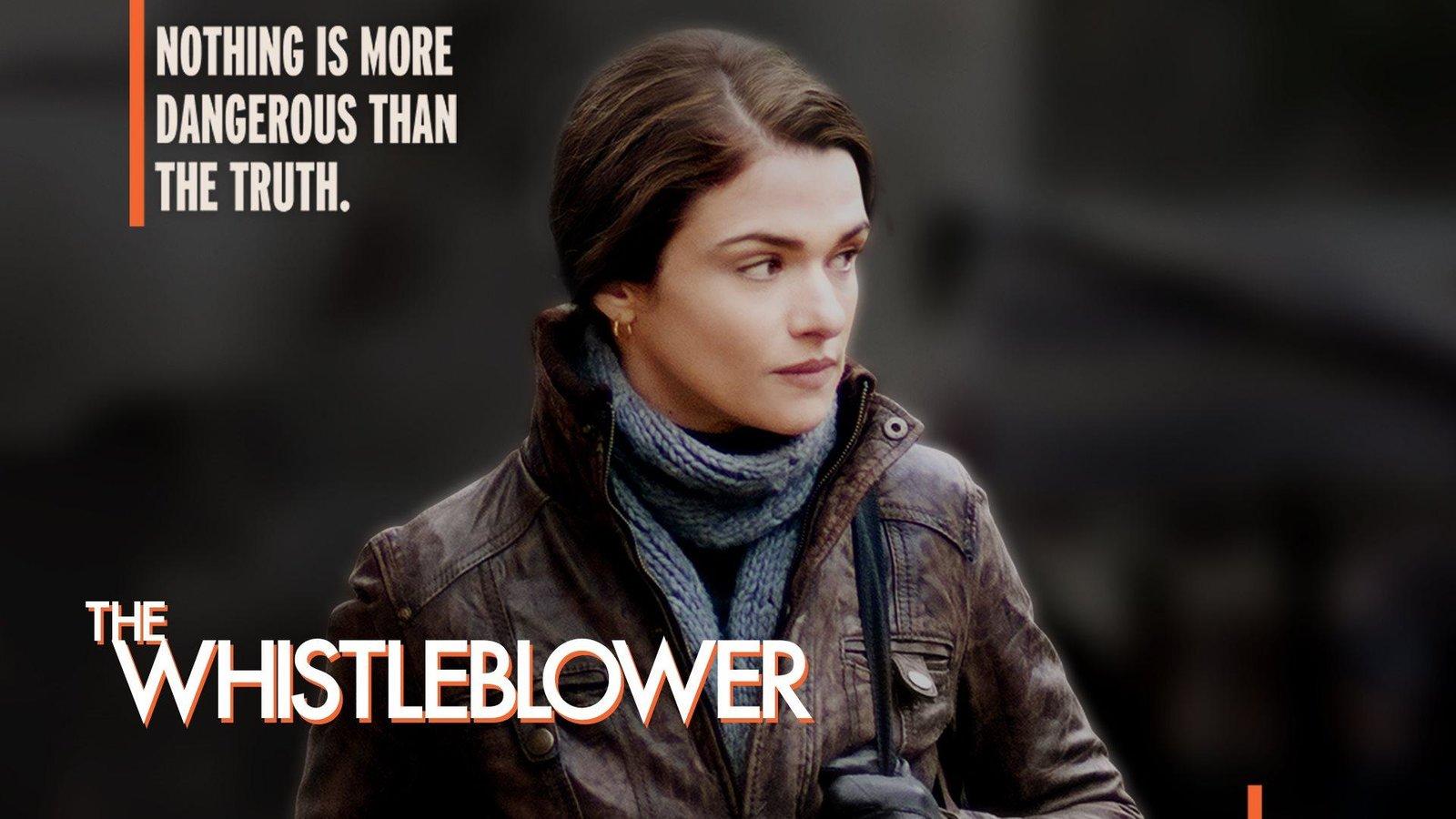 The Whistleblower 2011 banner HDMoviesFair