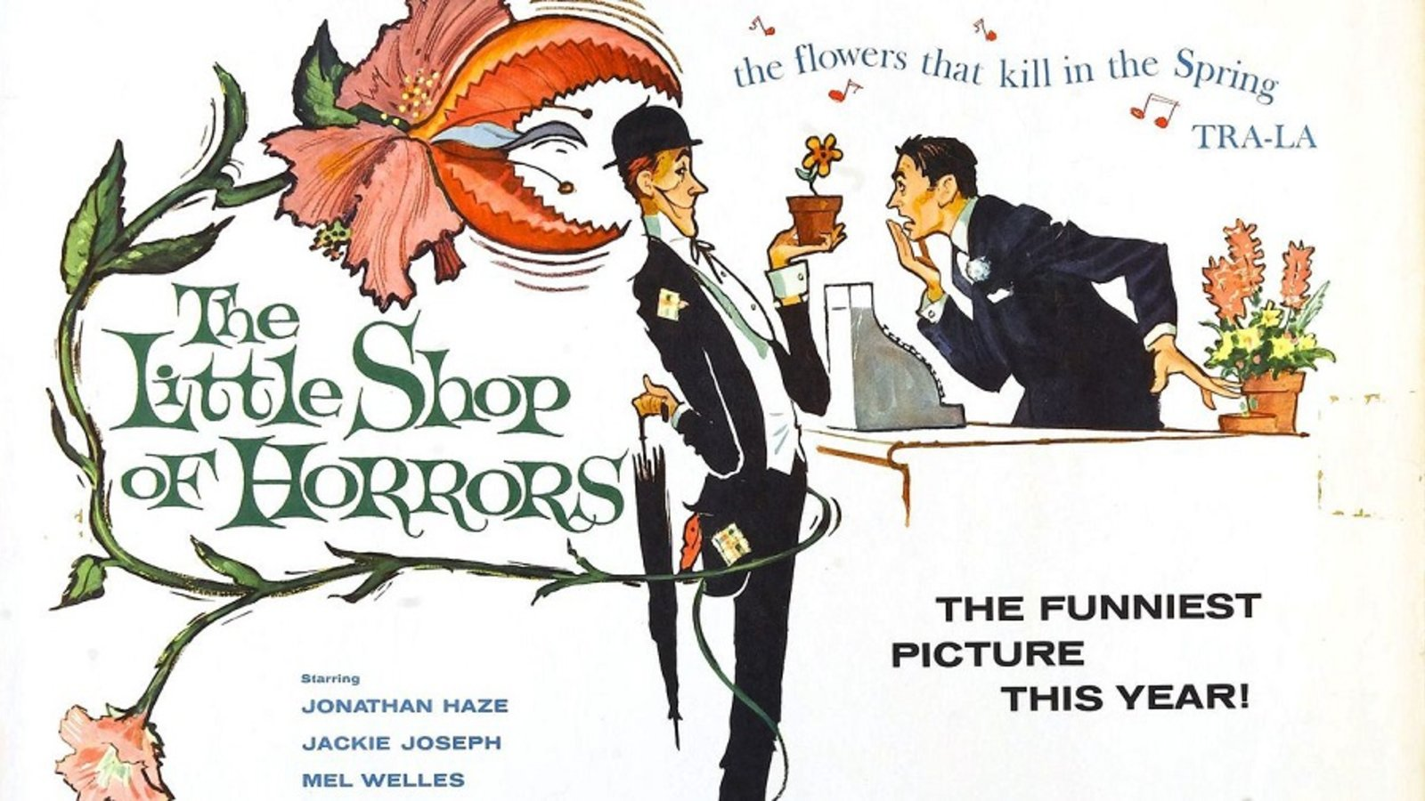 The Little Shop Of Horrors Kanopy