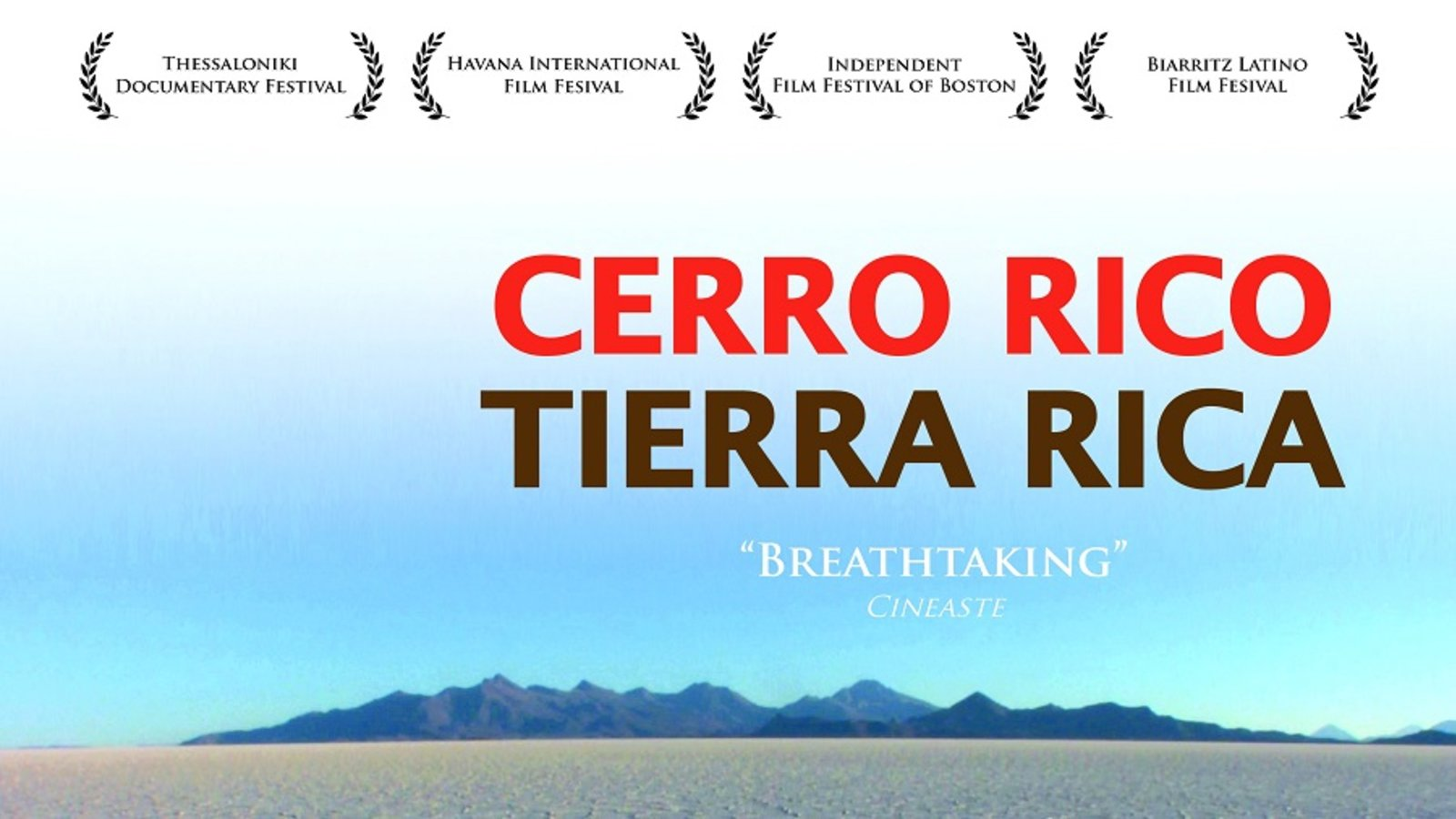 Cerro Rico, Tierra Rica - The Daily Rituals of a Bolivian Mining Community
