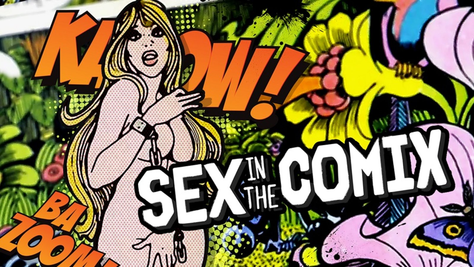Sex In The Comix Kanopy