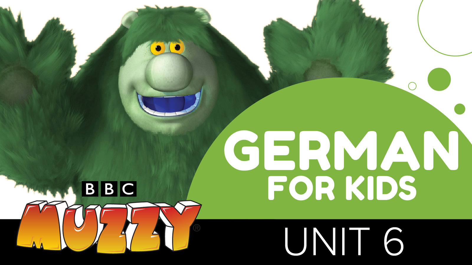 German for Kids - Unit 6