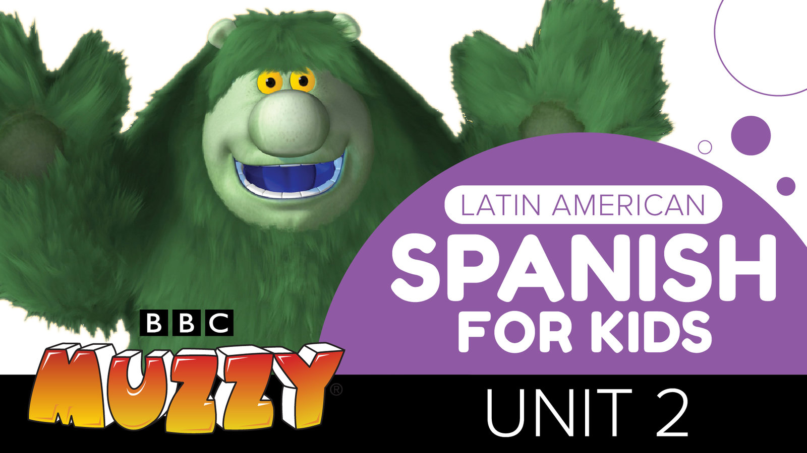 Spanish (Latin American) for Kids - Unit 2