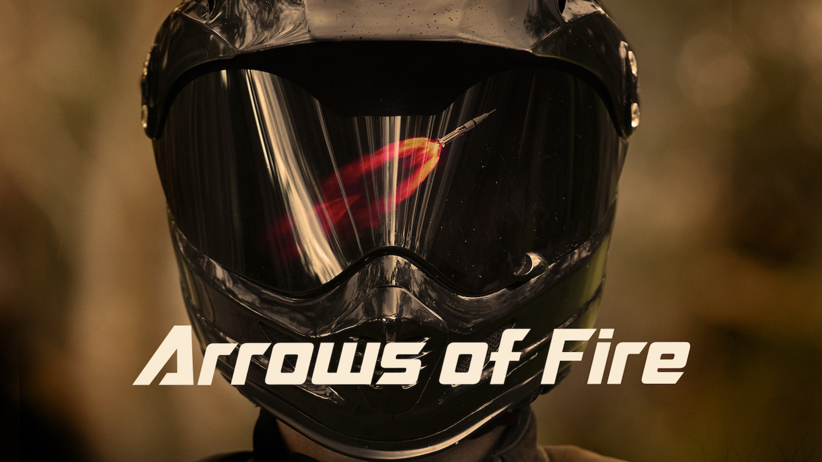 Arrows of Fire - Riding Across the Australian Outback