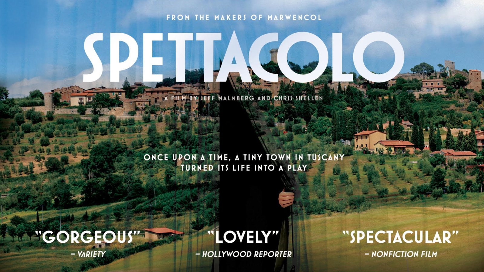 Spettacolo - Tuscan Villagers Confront their Problems through Theater