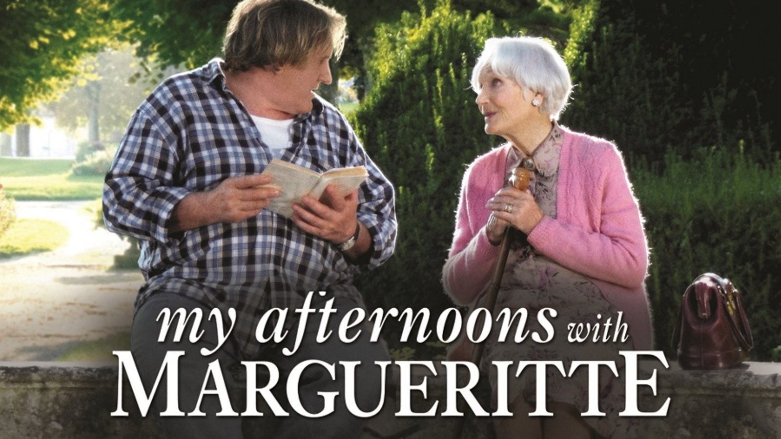 My Afternoons with Margueritte | Kanopy
