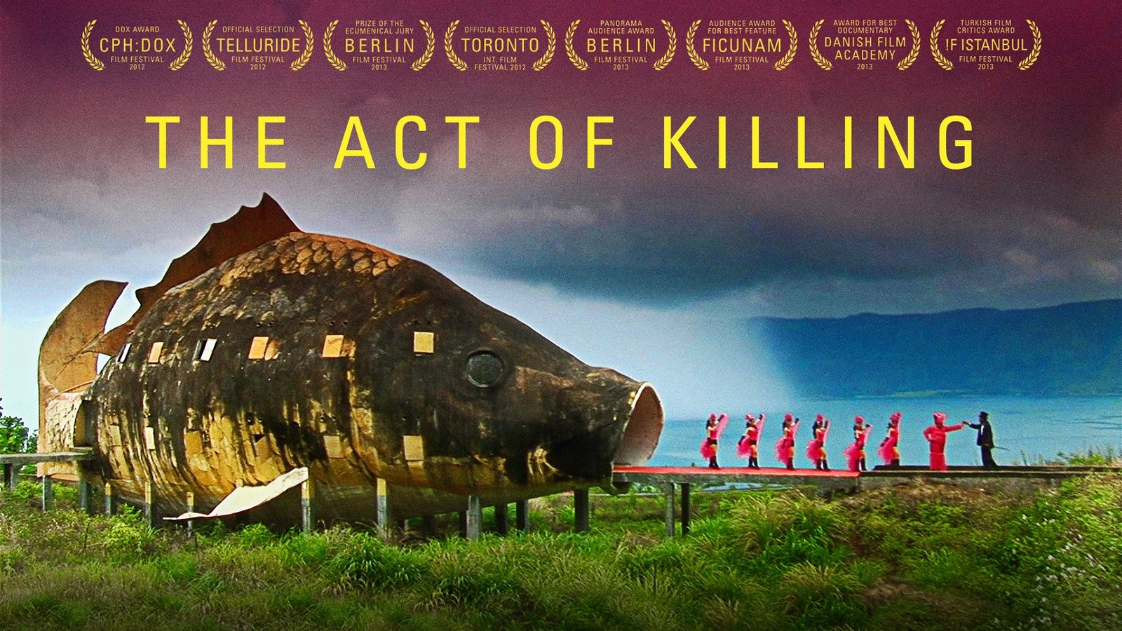 The Act Of Killing - Members of an Indonesian Death Squad Re-enact Their Deeds
