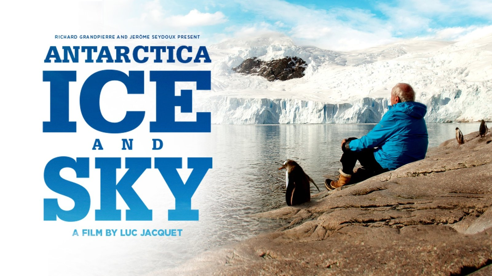 Antarctica: Ice & Sky - The Scientist Whose Research First Showed Evidence of Man-made Climate Change